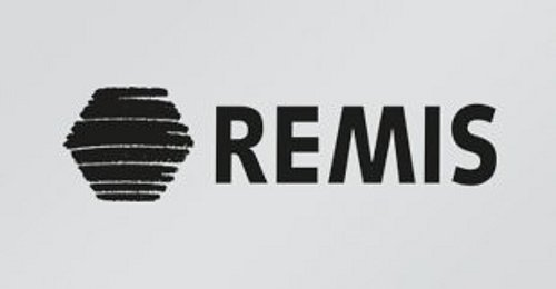 REMIS Logo in Schwarz